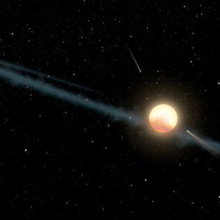 AstroLAB werkt mee aan onderzoek van KIC 8462852, ook wel de ster van Boyajian of 'Tabby's Star' genaamd