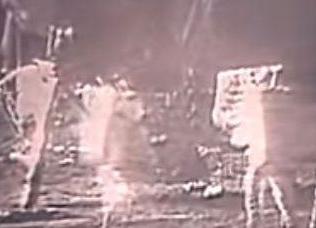 Herbeleef de maanlanding zat 20 juli 21h tot zon 21 juli 5h!