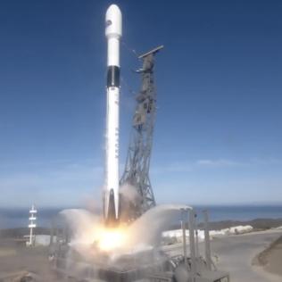 Zaterdag 21 10 2020 18.17 u. Geslaagde lancering van Sentinel-6 Michael Freilich satelliet!